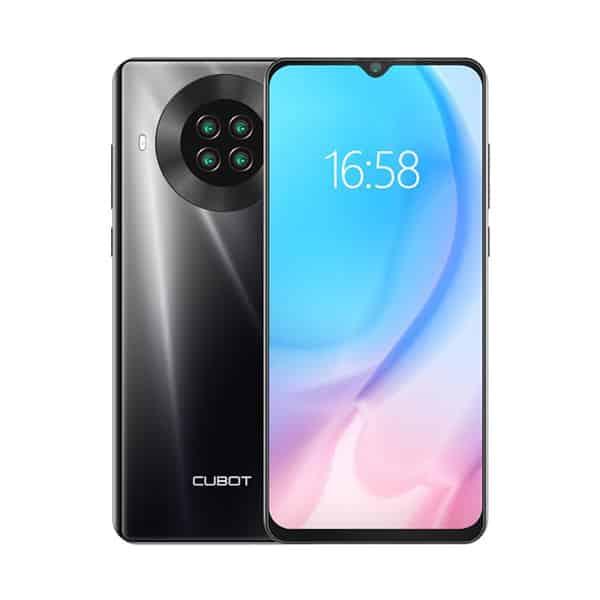 Cubot Note 20 Dual 64GB 3GB Black