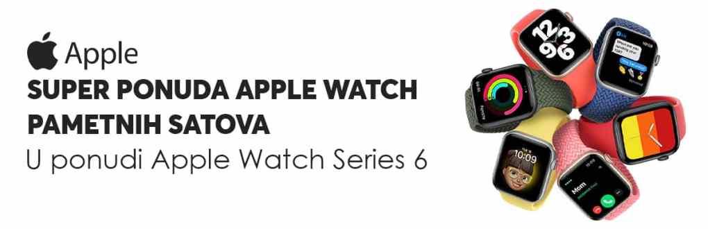 Apple Pametni satovi