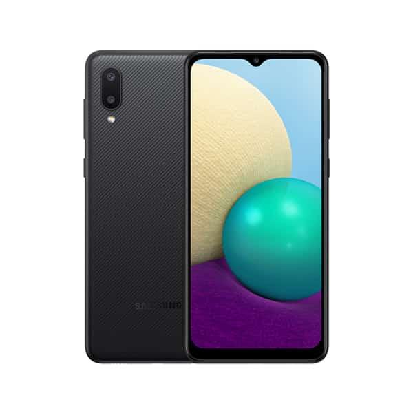 Samsung Galaxy A02 Black