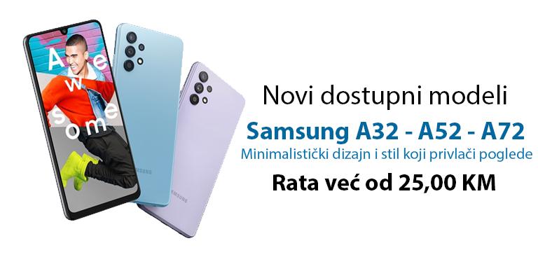 Samsung A32 A52 A72