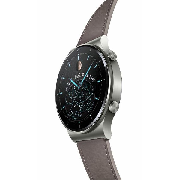 Huawei Watch GT 2 Pro 46 mm Classic Gray 2