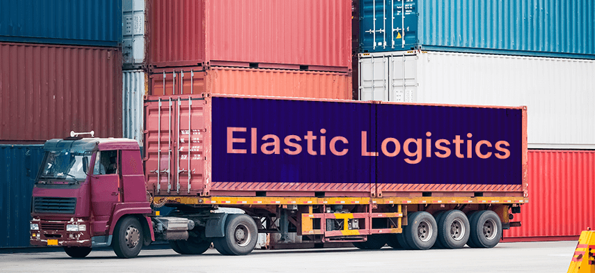 elastic logistics growth