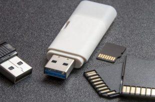 USB memory or SD Memory
