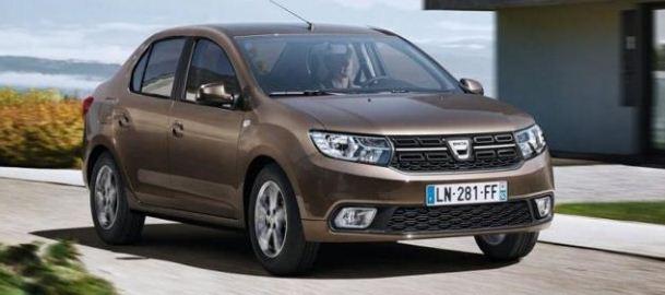 Dacia Logan SCe