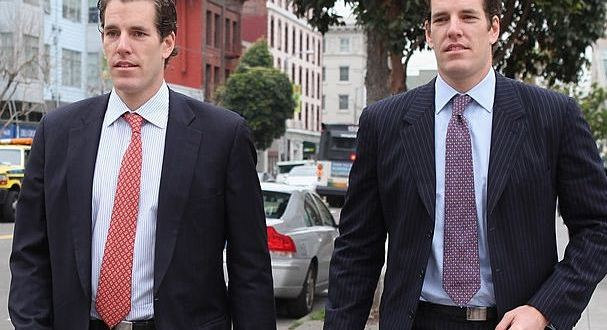 The Winklevoss twins