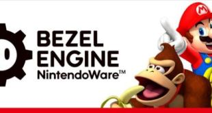 NintendoWare Bezel Engine