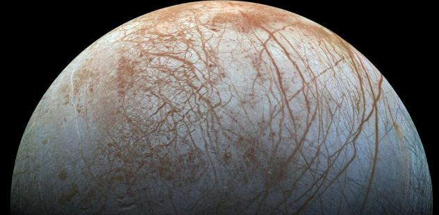 One of Jupiter's moons could hold life