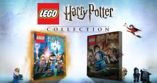 LEGO Harry Potter Collection appears listed for Nintendo Switch in Argos