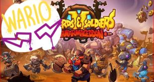 Swords & Soldiers II Shawarmageddon announced for Nintendo Switch