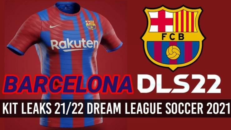 Barcelona DLS FTS Kits 2022
