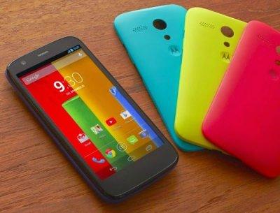 Moto G Atualização do software Android 4.4.2 KitKat 1