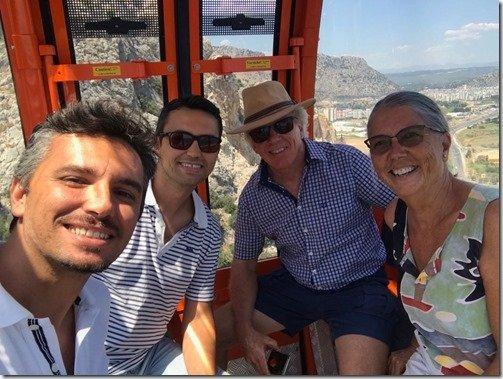 Gondola trip w Dincs 1