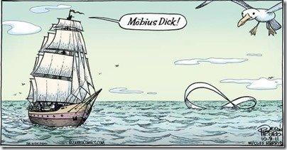 Mobius Dick cartoon image