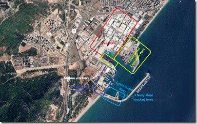 Antalya Harbours
