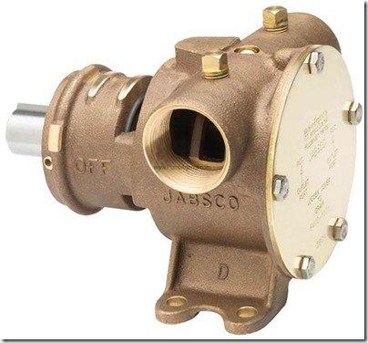 Jabsco 6400 sea water pump