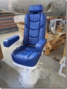 Llebroc Upper Helm Chair