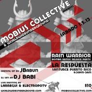 Mobius Respuesta Rain warrior_samurai flier
