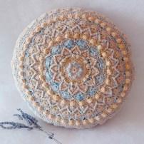 crochet cushion