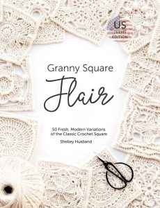 Granny Square Flair Book