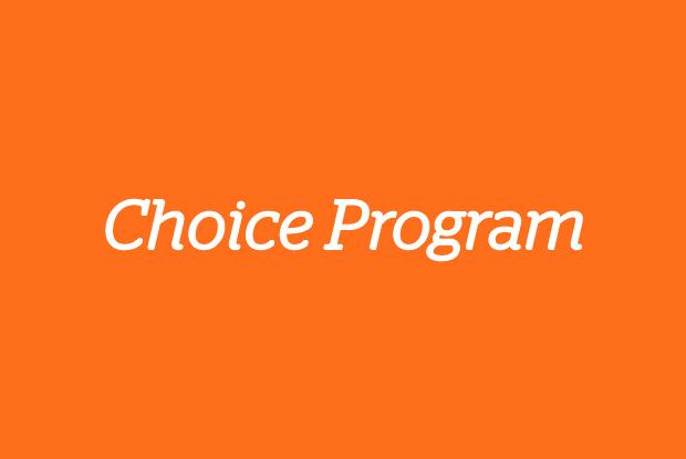 Choice Program logo