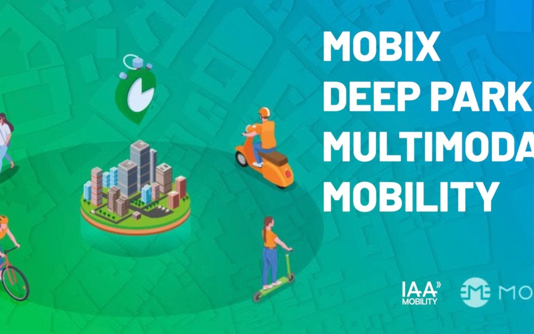 MOBIX Multi-Modal Transport at the IAA Mobility