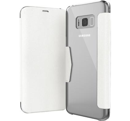 X doria Samsung G955F Galaxy S8 Plus Book Case Engage Folio 3X3R3602A   6950941458061 White Mobizo Everyday Supply