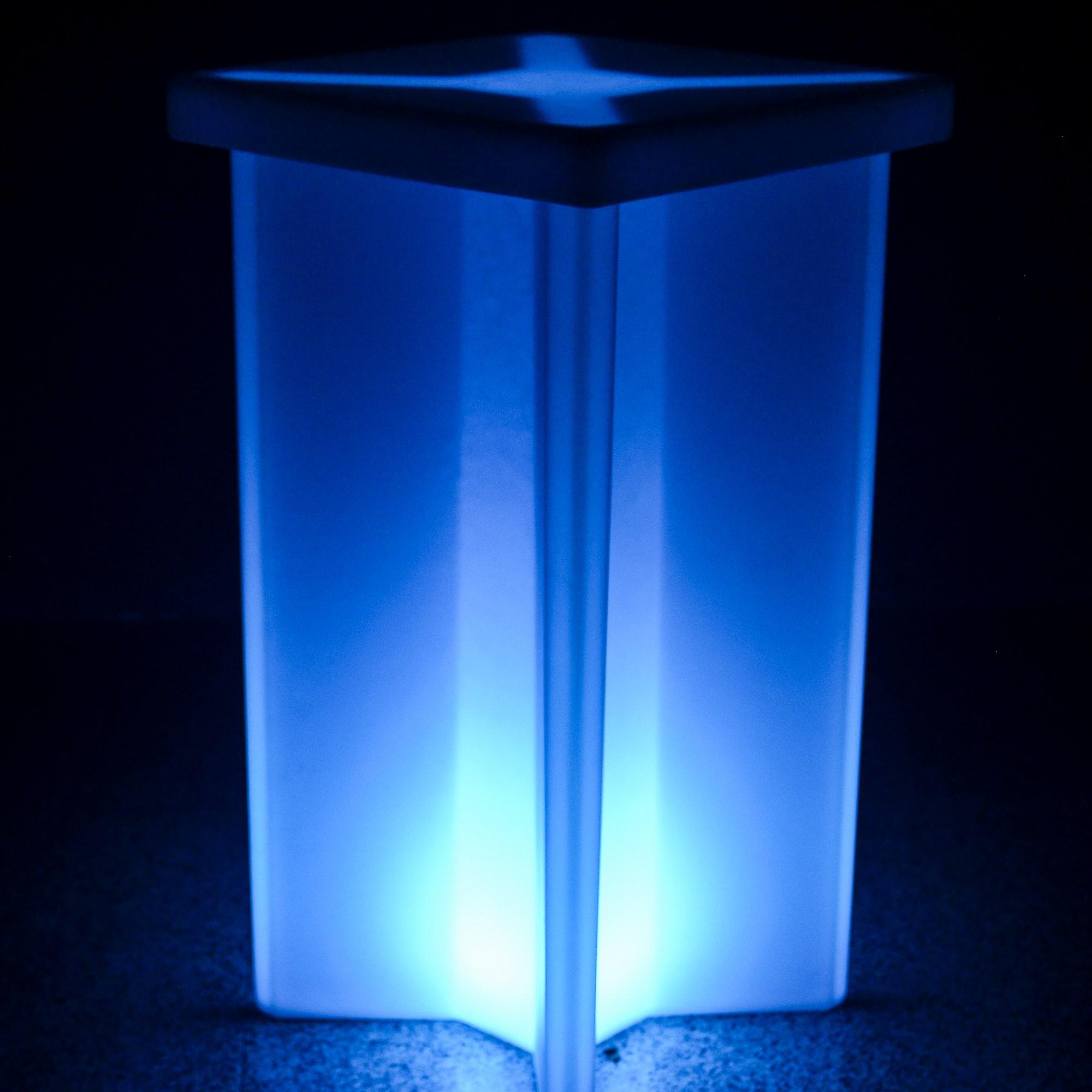aluguel de móveis de LED para festas e eventos, festa personalizada