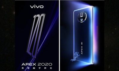 Canceling Release at MWC 2020, Vivo Presents the Latest APEX Concept