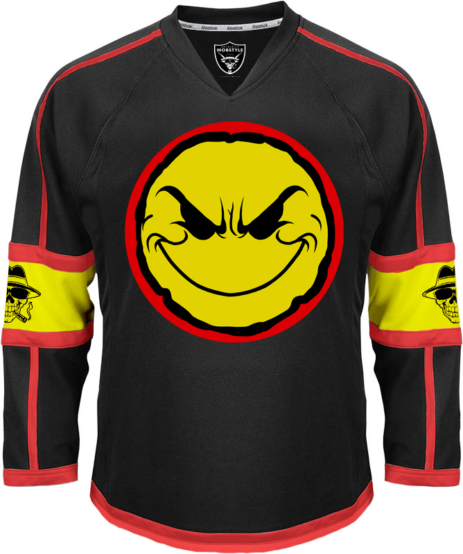 Weirdo Hockey Jersey