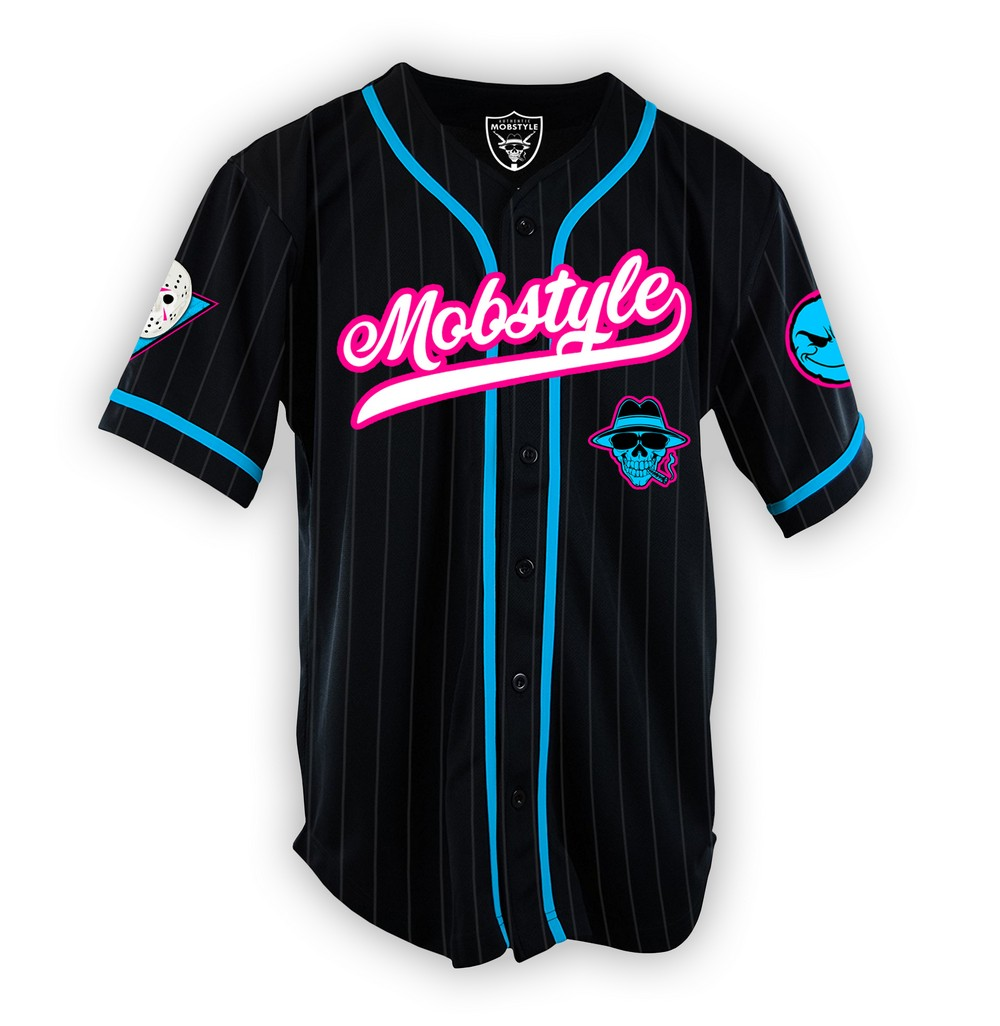 Mobstyle Baseball Jersey