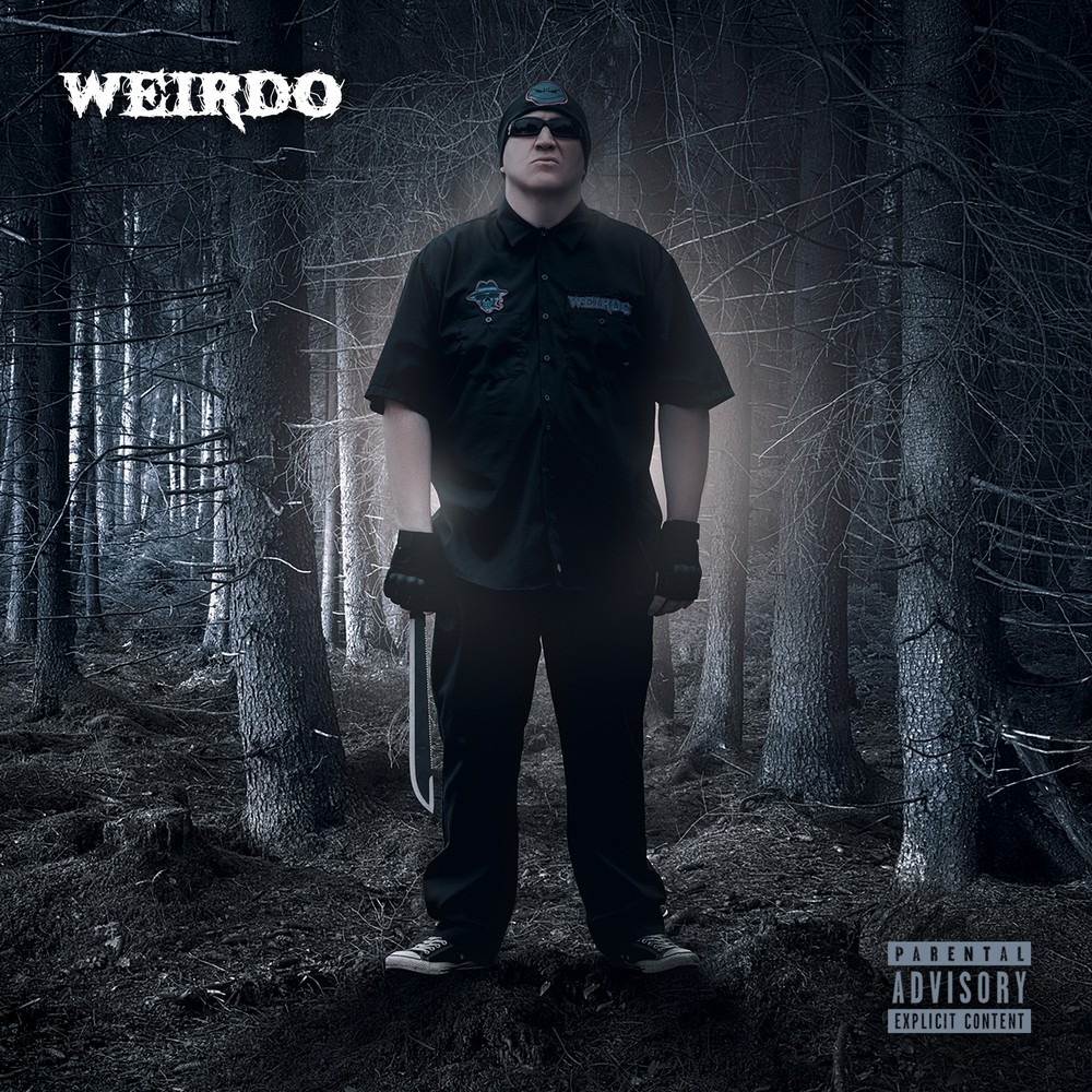 "Bukshot ""Weirdo"" CD (Standard Version)"