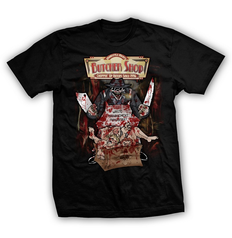 Butcher Shop T-shirt