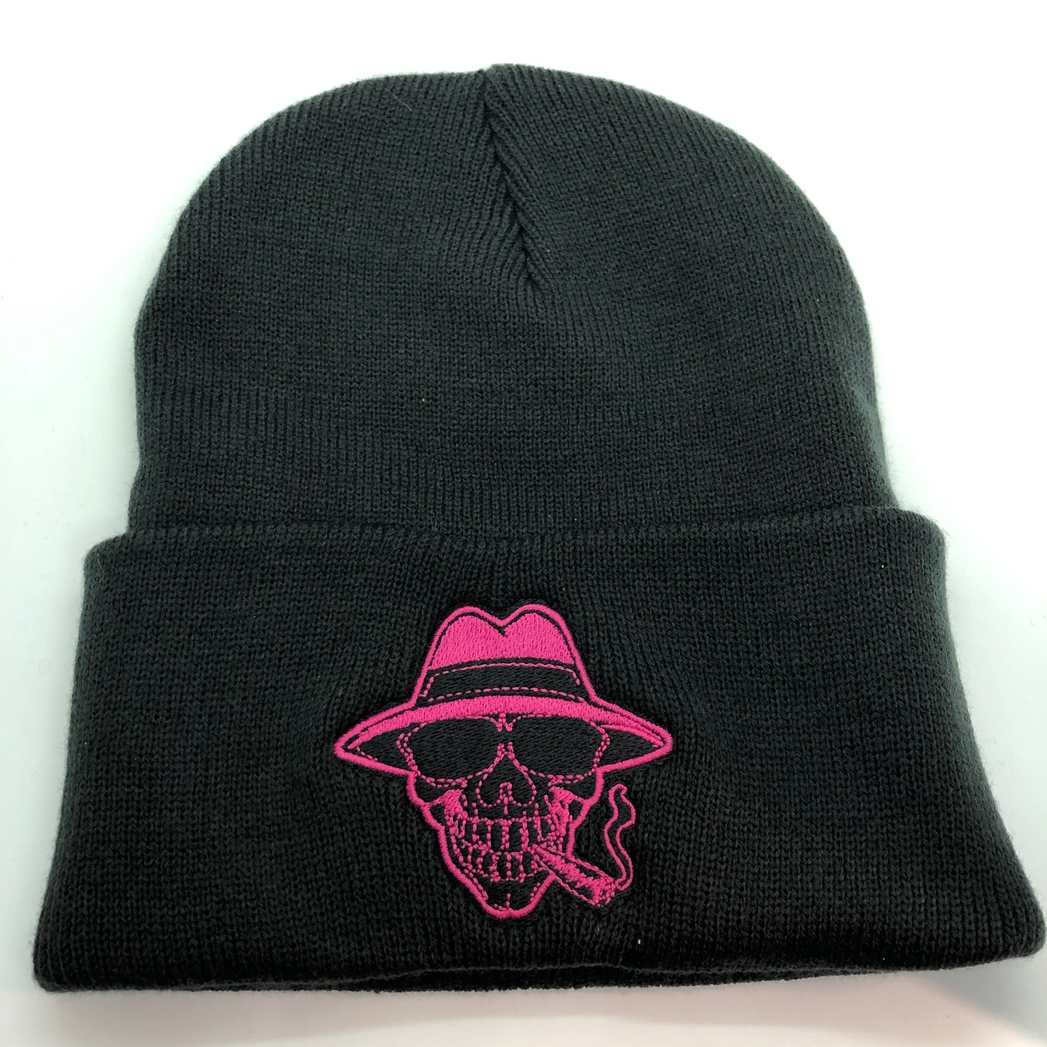 Ladies Hot Pink Mobstyle Toboggan