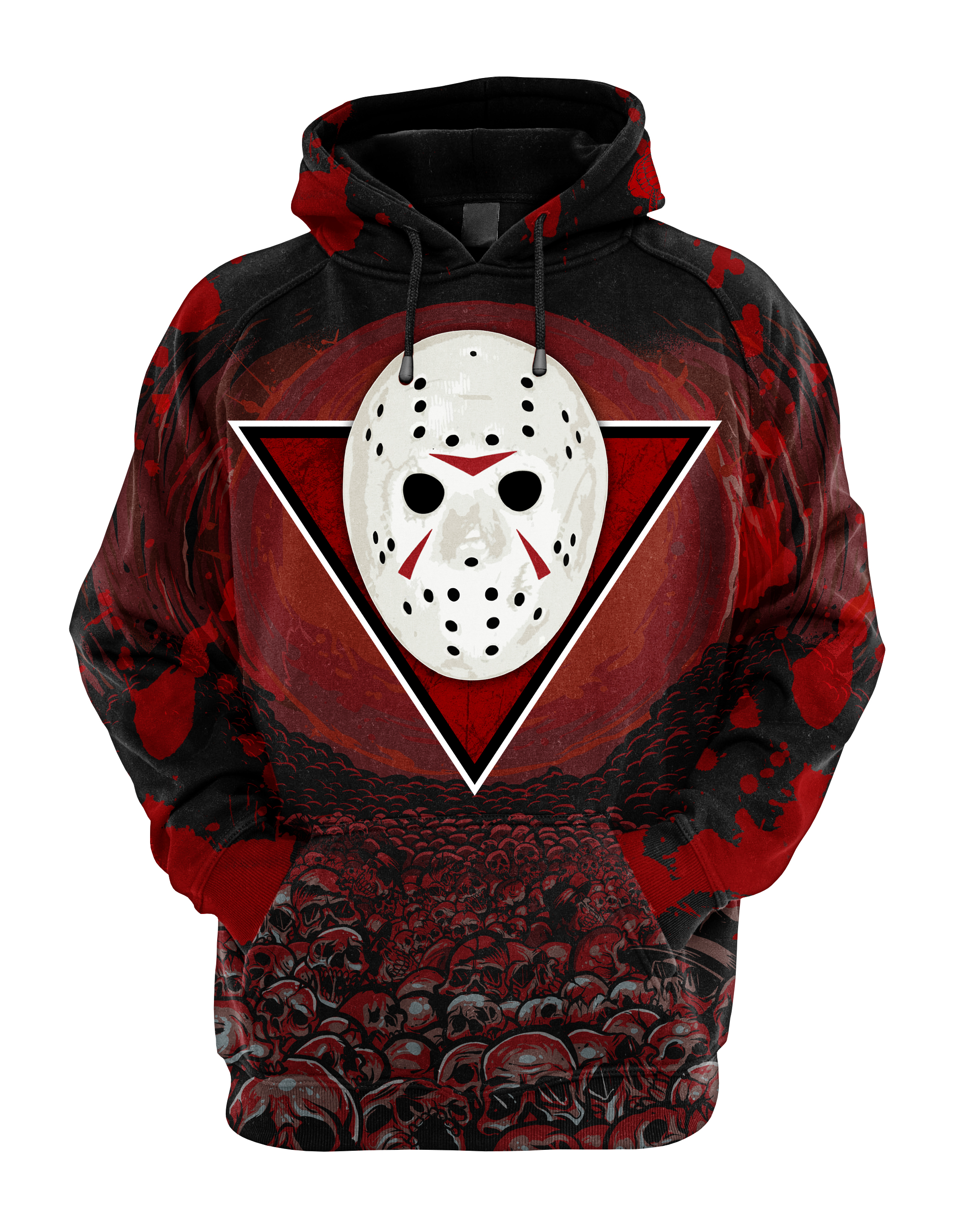 Blood Moon Sublimated Hoodie