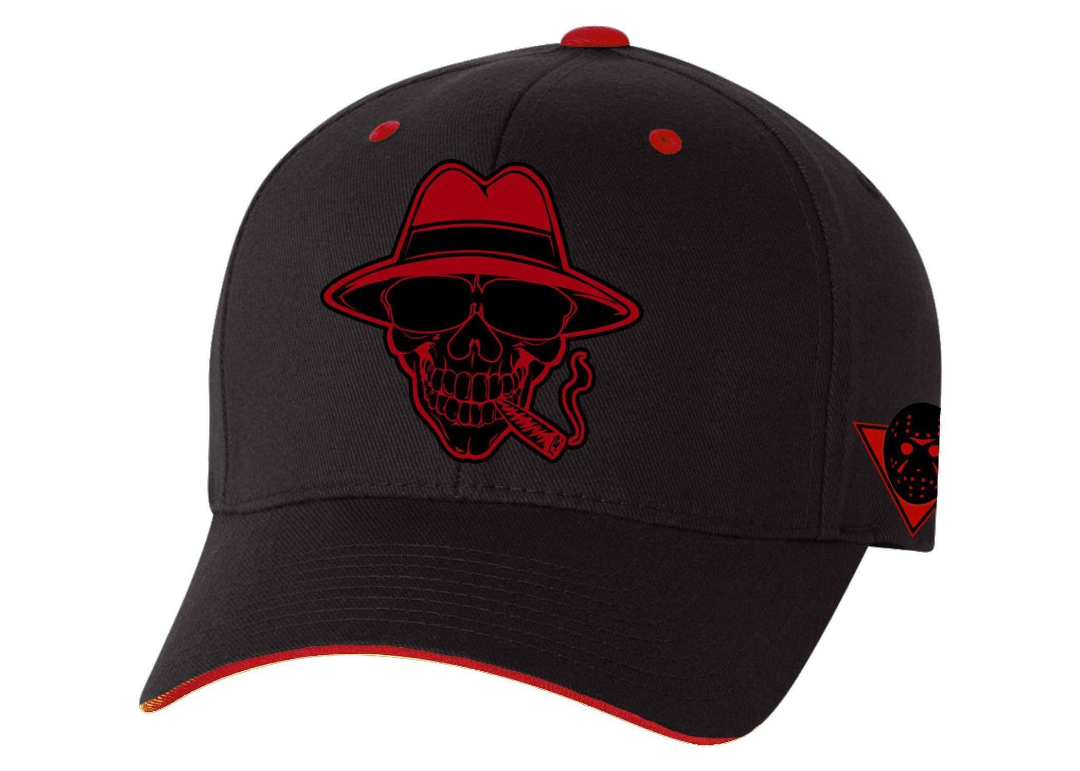 Mobstyle 3-D Embroidered Hat
