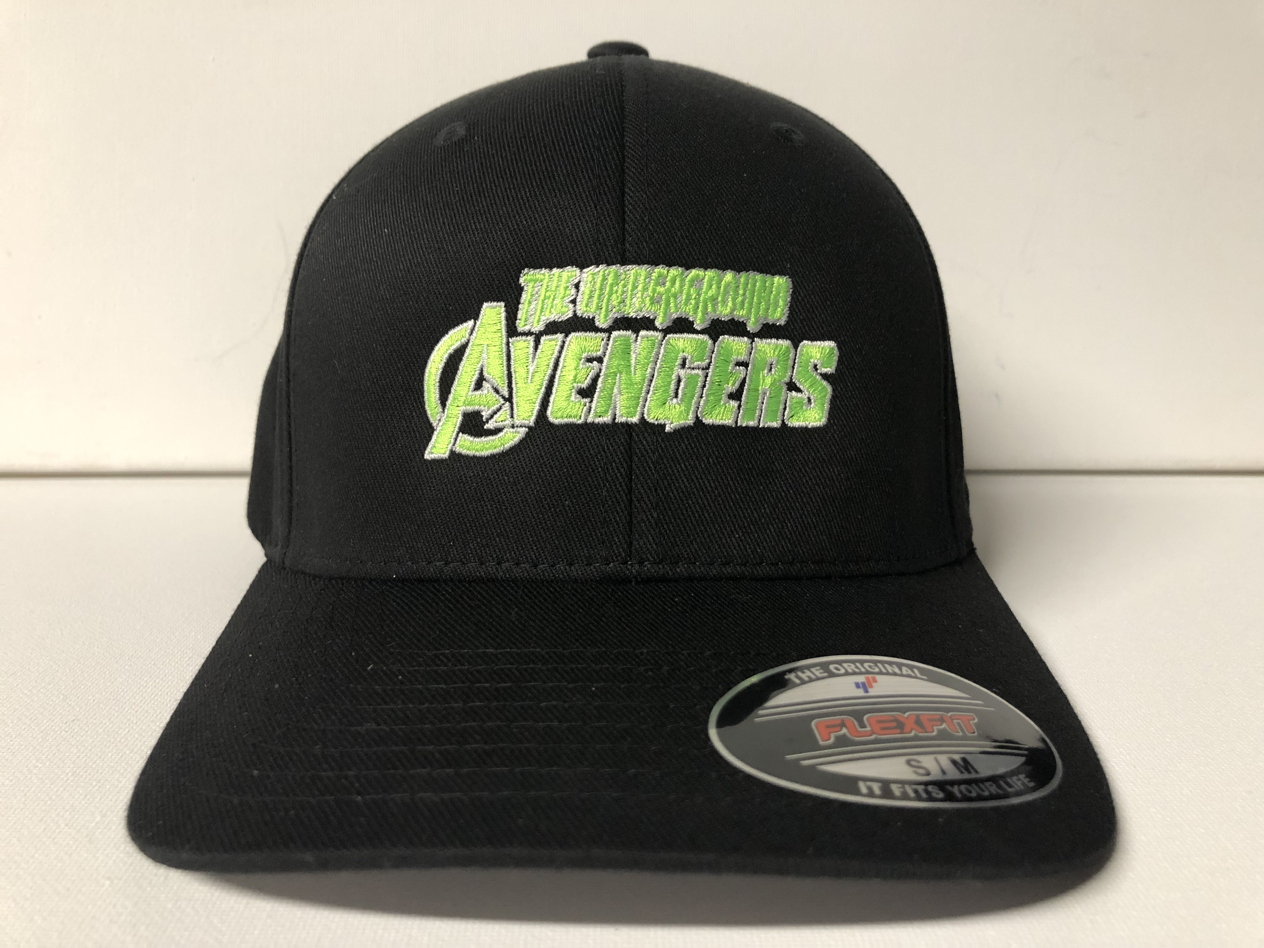 Underground Avengers Flex-Fit Hat