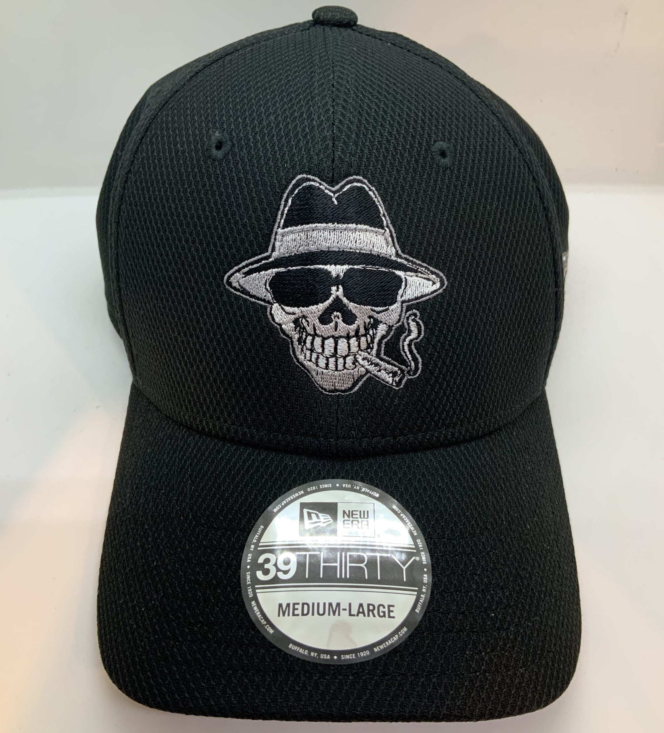 "Smoking Joe, Weirdo, & Sith Lord ""Apparition"" New Era 39Thirty Fitted Hat"