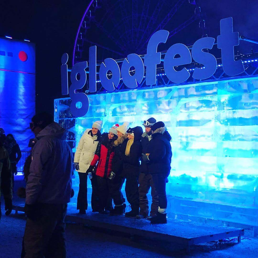 Igloofest Electronic Music