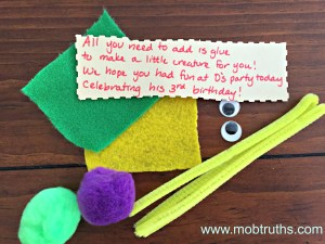 goody bag craft