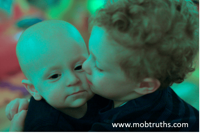 Tips for moms: Brotherly love is strong