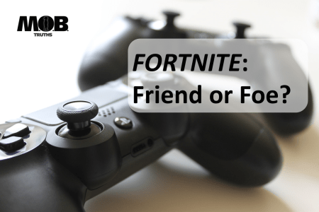 Fortnite addiction is real, but there are also good things about the game.