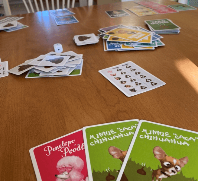 new family game