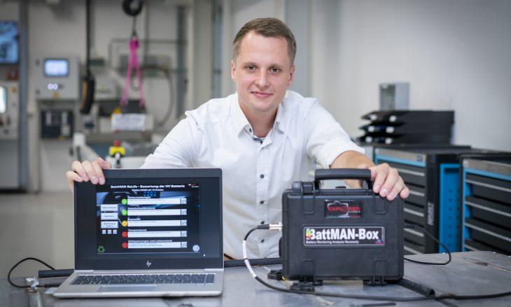 O que fazer com as baterias usadas dos carros elétricos? BattMAN tem a resposta.