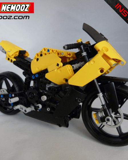 lego technic yamaha R1