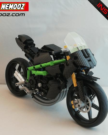 LEGO-TECHNIC_kawasaki H2R
