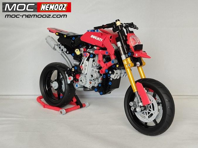 LEGO DUCATI Hypermotard