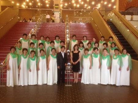 2015全国シルバー合唱コンクール