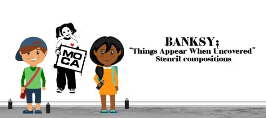 Banksy Stencil class