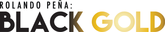 Black Gold Exhibition Logo