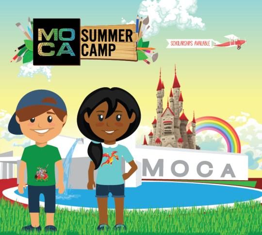 Summer Camp 2017 Castle